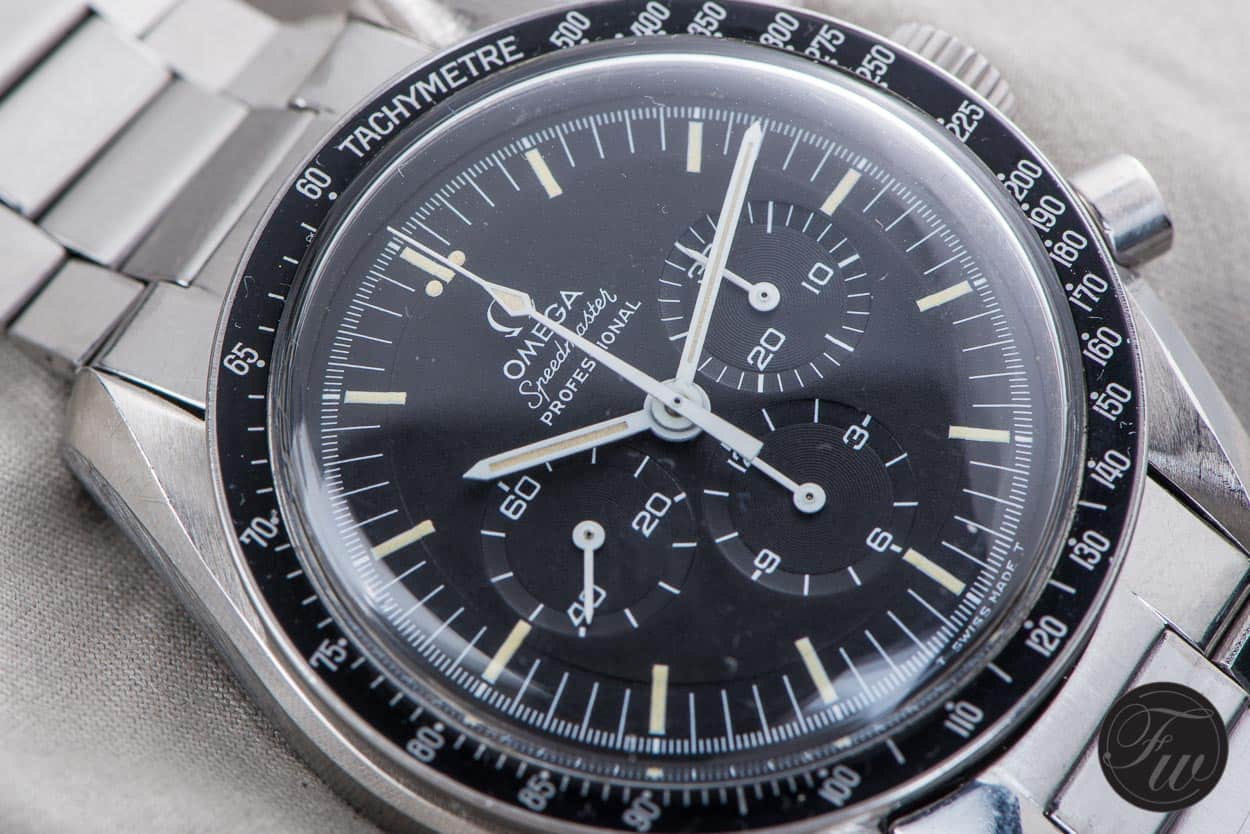 Omega Speedmaster 145.022-69 Straight Writing