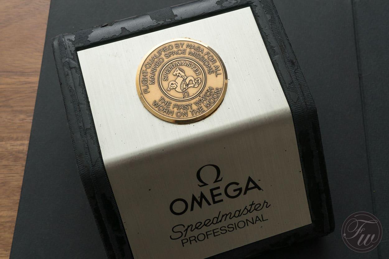 Gold Speedmasters - BC 345.0802