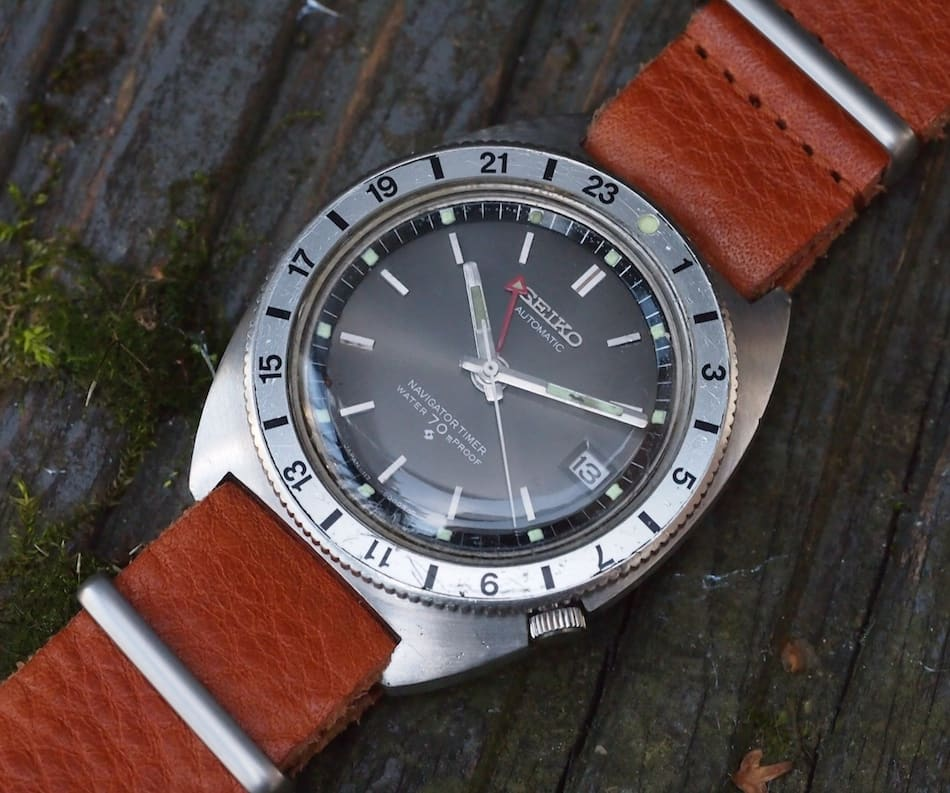 Top Vintage Seiko Watches - Seiko Reference 6117