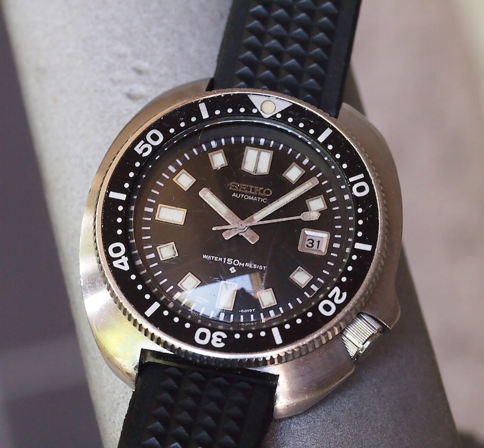 Top Vintage Seiko Watches - Seiko Reference 6105-8110