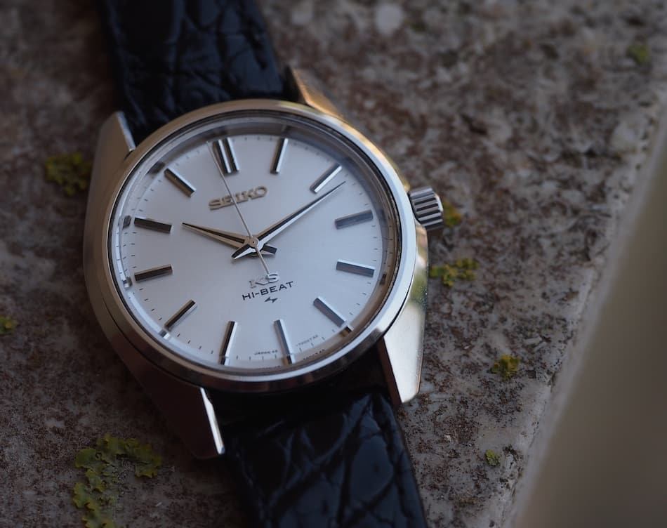 Top Vintage Seiko Watches 45-7001 King Seiko