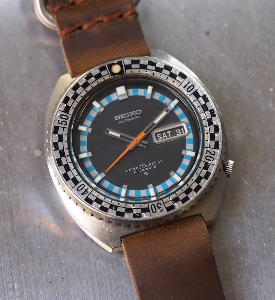 Top Vintage Seiko Watches - Seiko 6119