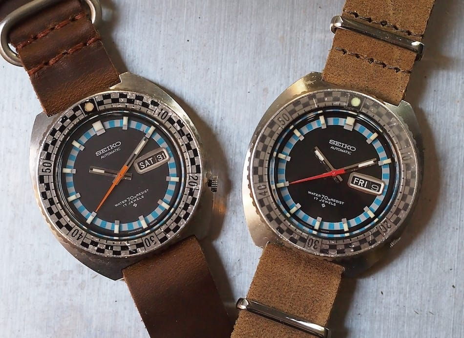 Top Vintage Seiko Watches - Seiko Rally Divers