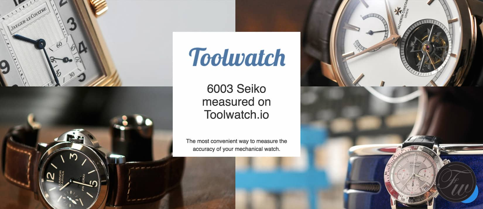 Toolwatch App