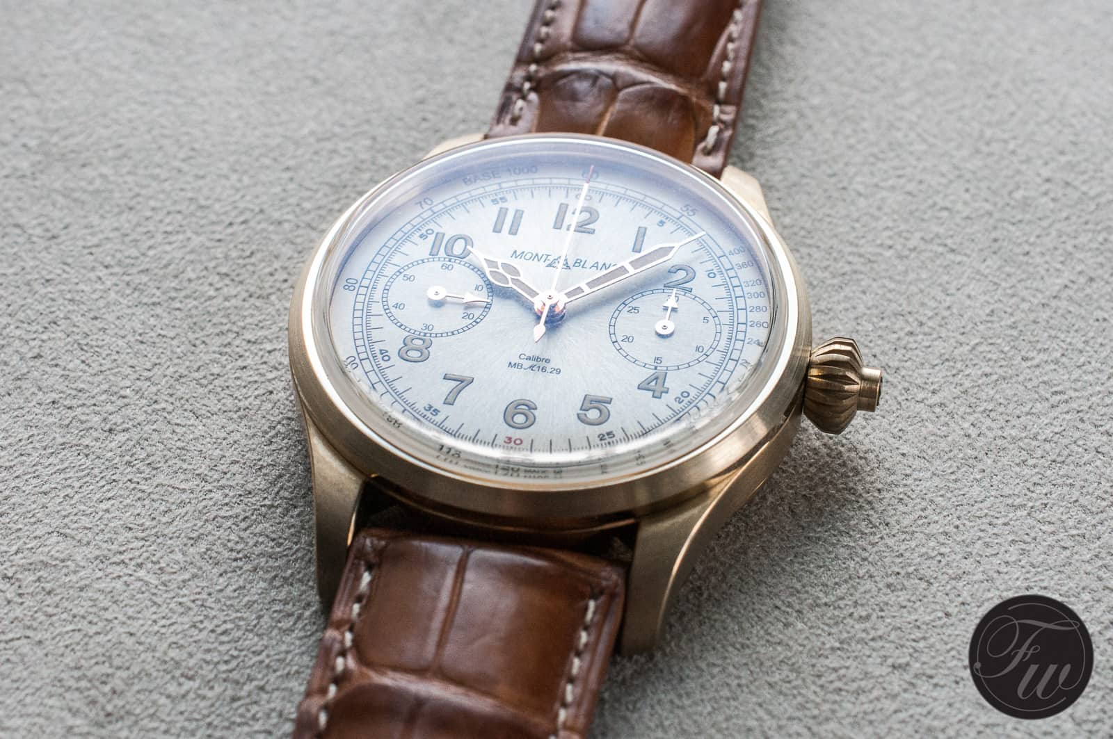 Montblanc 1858 Chronograph