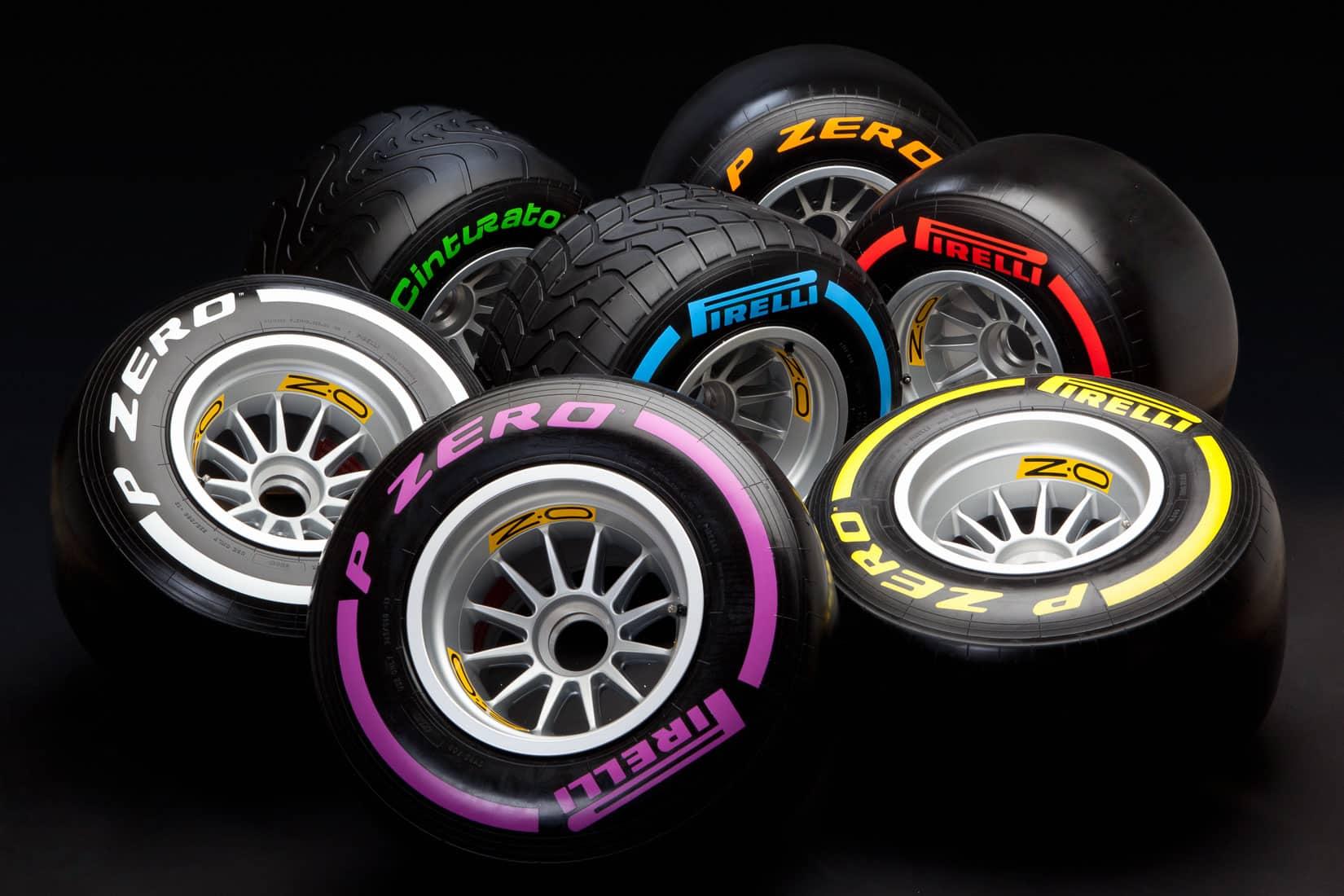 Excalibur Spider Pirelli