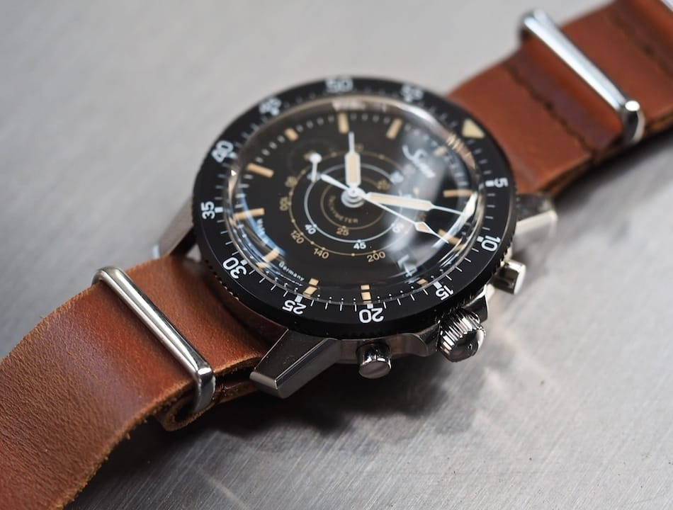 how to read a tachymetre