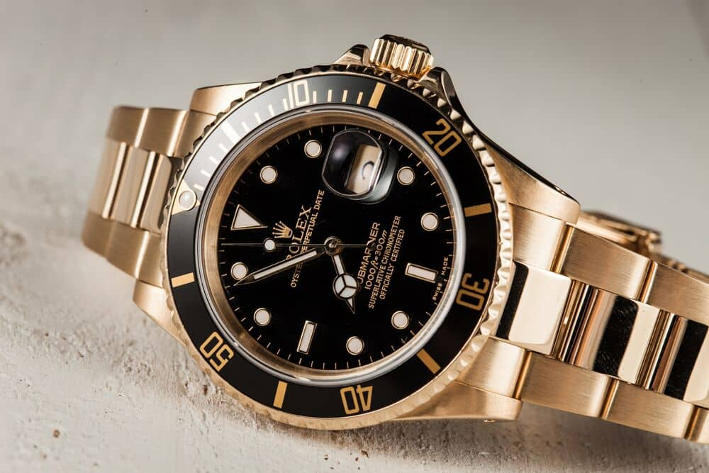 The Rolex Submariner 16618 (photo courtesy of bobswatches.com)