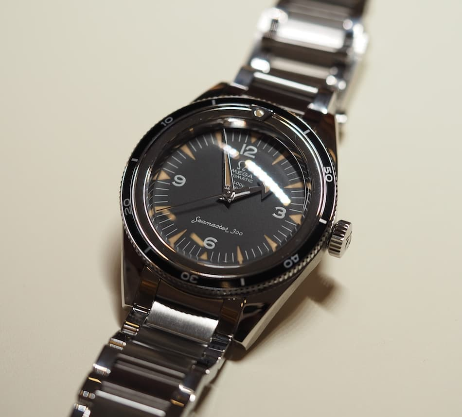 The Omega Seamaster 300 60th Anniversary Reissue