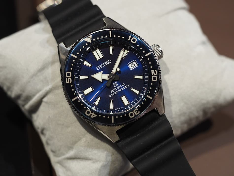 Seiko At Baselworld 2017