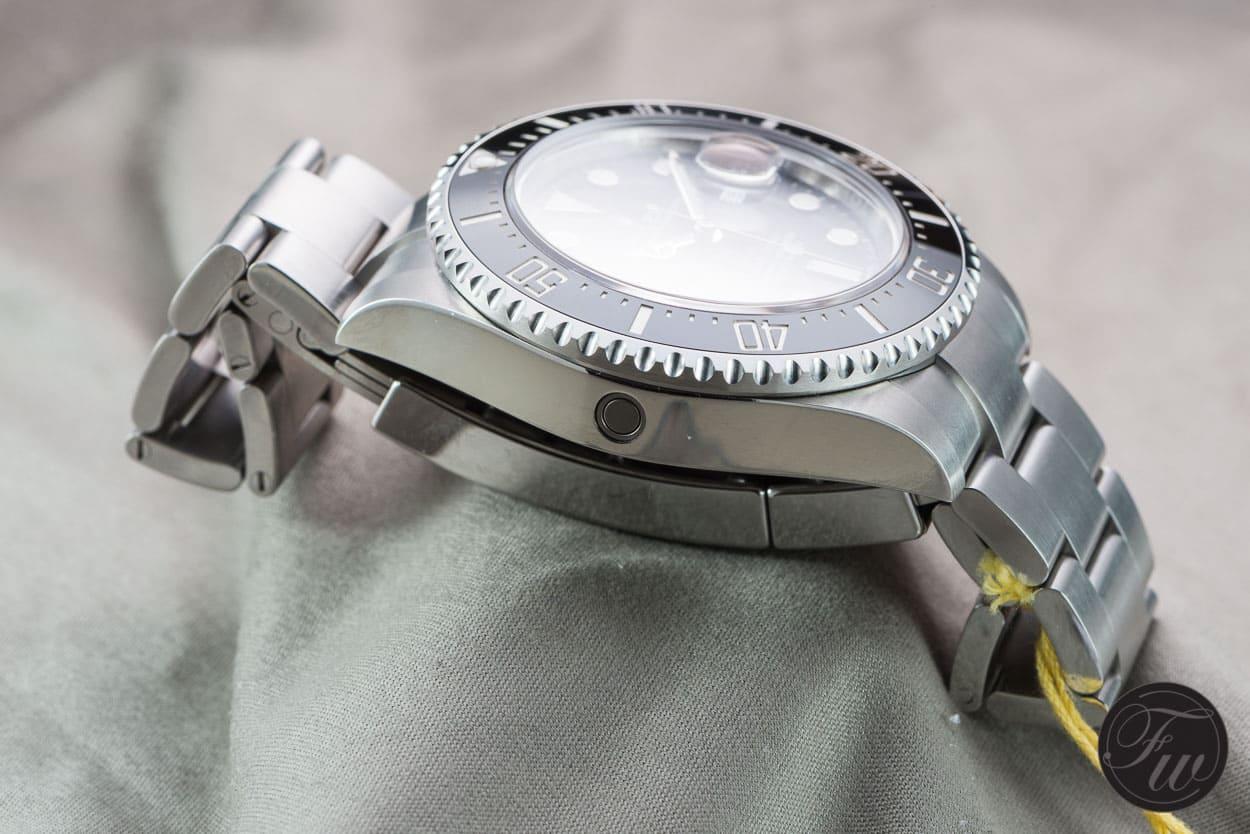 New Rolex Sea-Dweller 126600