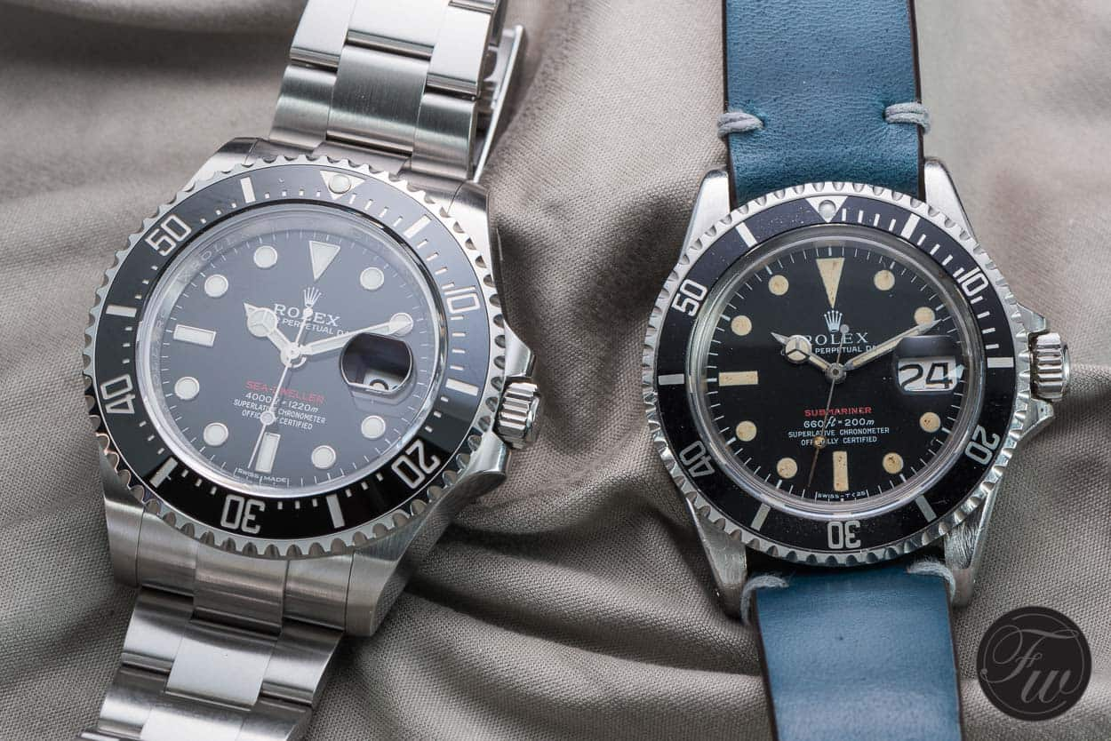 New Rolex Sea-Dweller