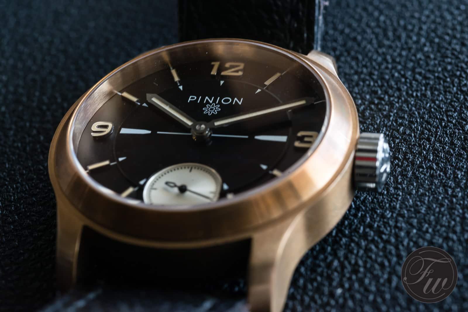 Pinion Pure Bronze LE