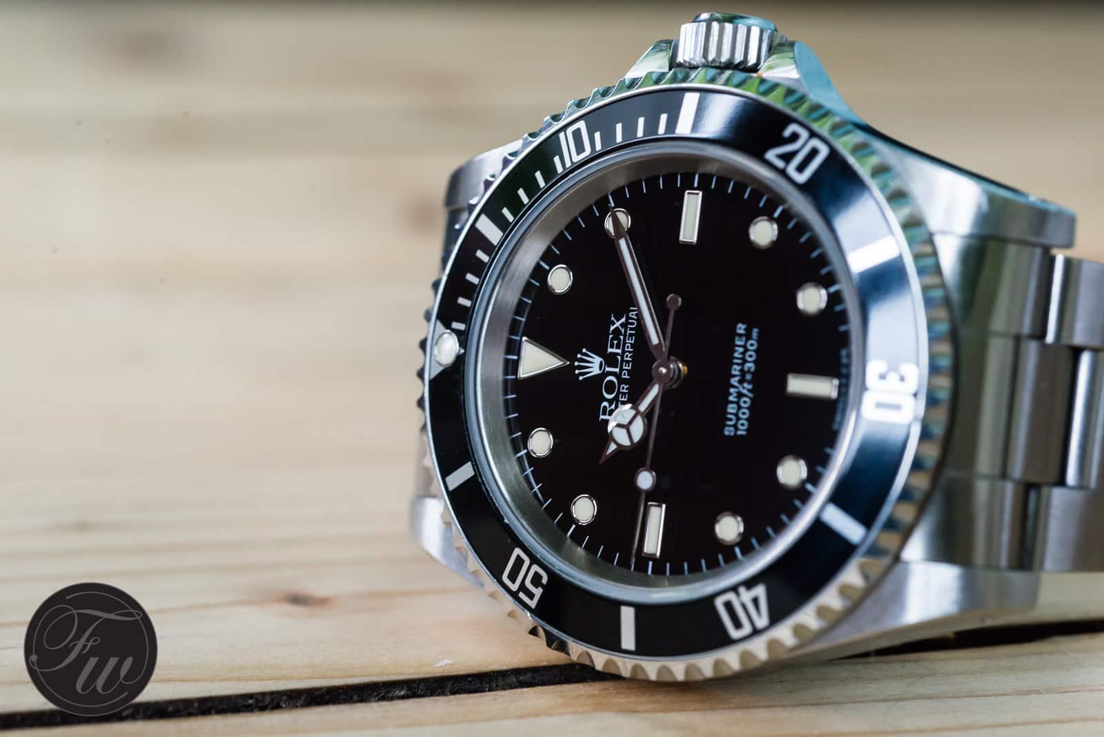 Rolex Submariner 14060 – 52Mondayz, week #17