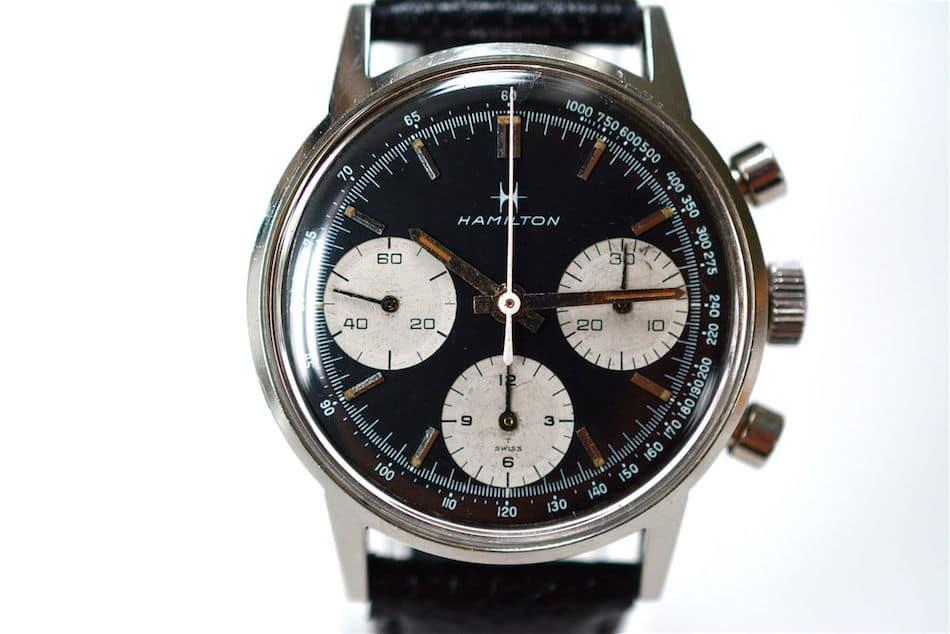 Hamilton Chronograph 7736