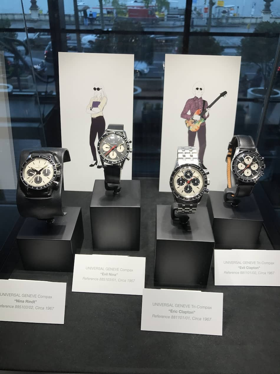 Watches With Nicknames