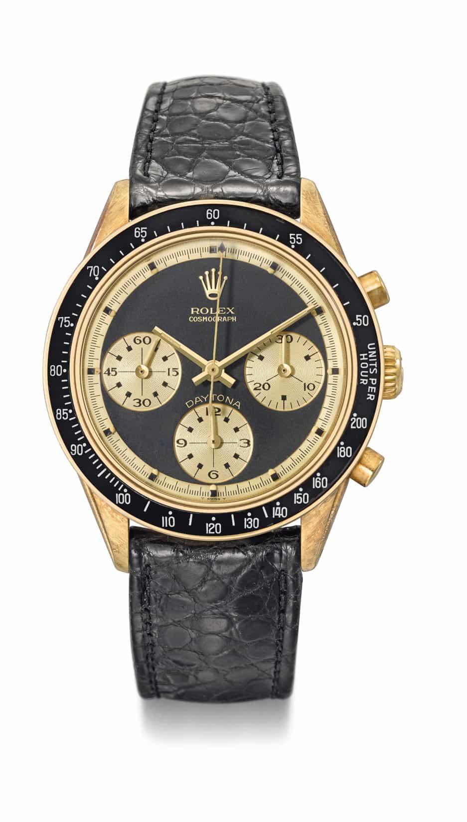 Christie's Geneva A Rolex Afternoon