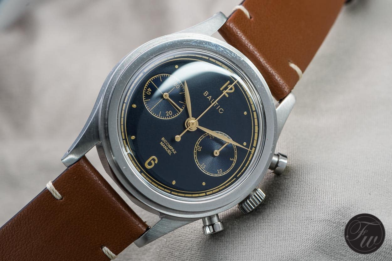 Baltic watches neo vintage watches from france for Watches of france