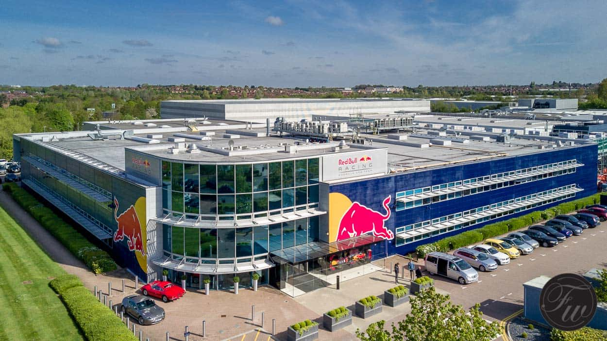 Red Bull Racing HQ © bybbr.nl