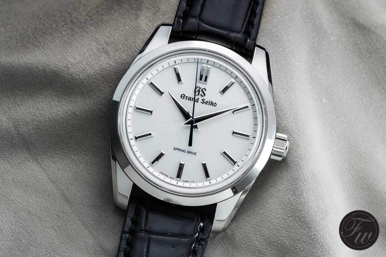 Grand Seiko Spring Drive 8-Day Power Reserve SBGD201 – The High-End Timepiece in BaselWorld That Impressed Me Most