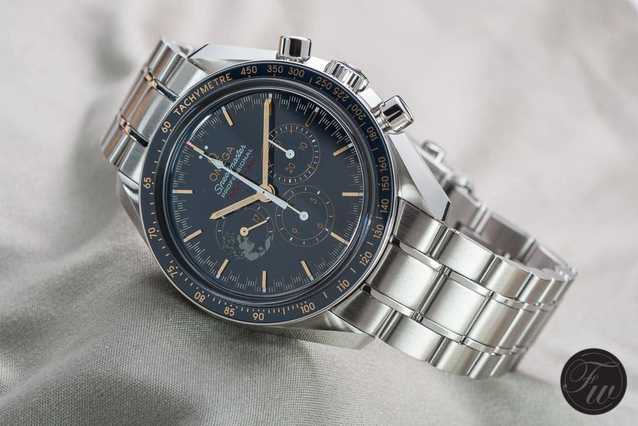 Omega Speedmaster Apollo 17