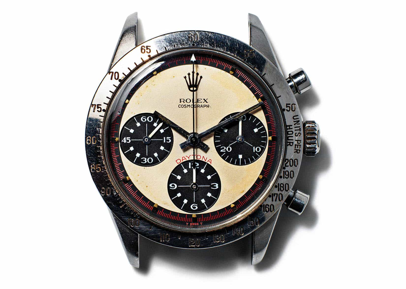Paul Newman's Rolex Daytona Paul Newman Found And Why It Matters