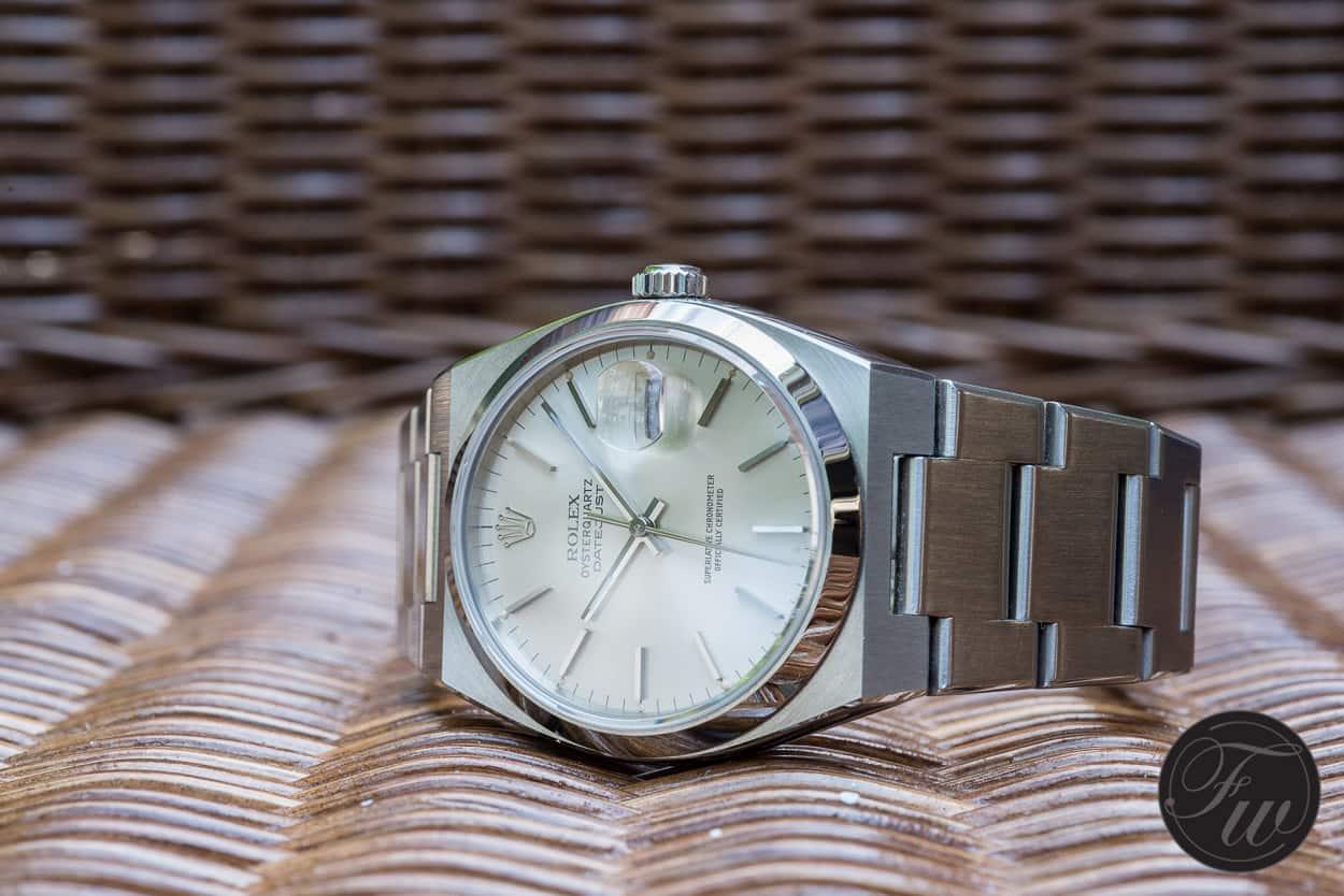 Rolex Oysterquartz Datejust 17000 52mondayz