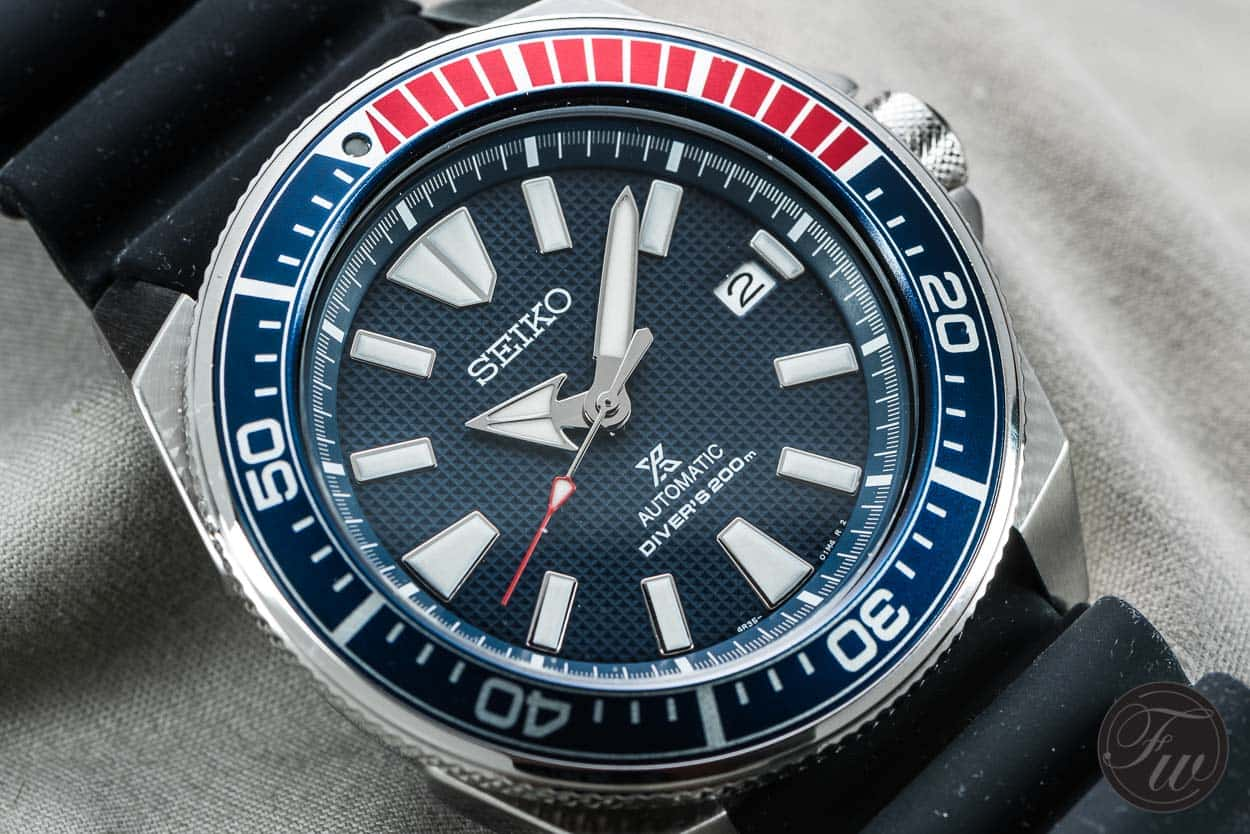 Summer Coolness For Under 500 Euro – Seiko Prospex Samurai SRPB53K1 and SRPB49K1