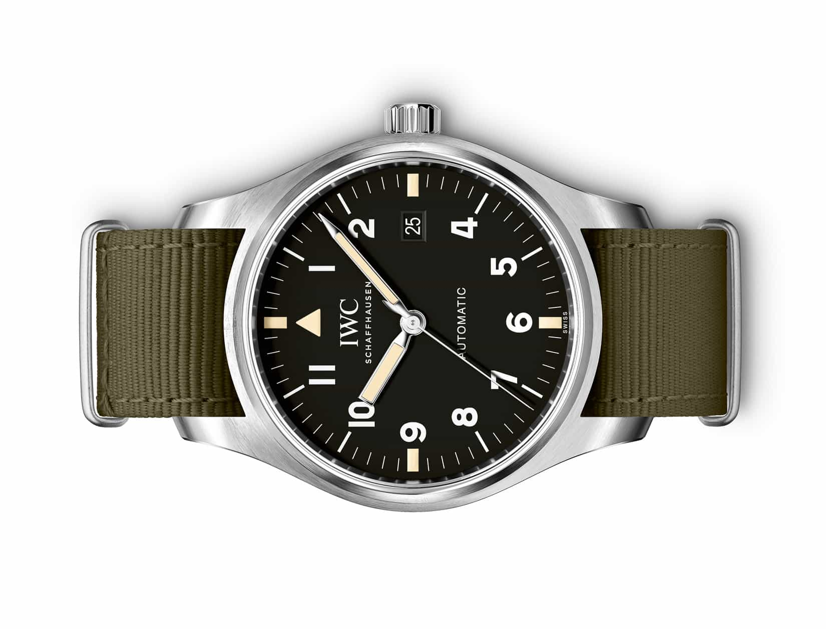 The Retro Trend Continues – Introducing The IWC Mark XVIII 'Mark 11'