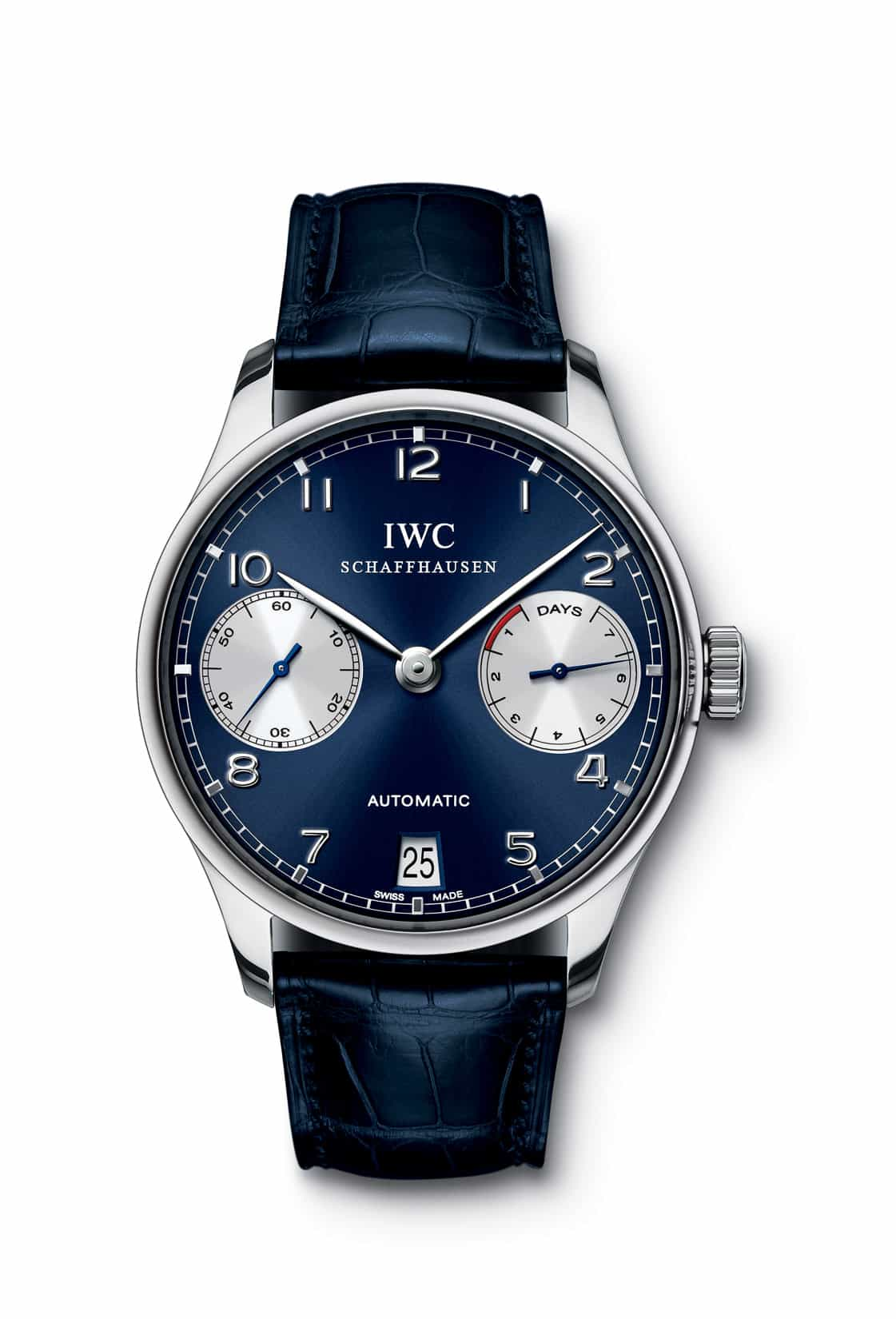 Hands-On With The IWC Da Vinci Chronograph Edition ...