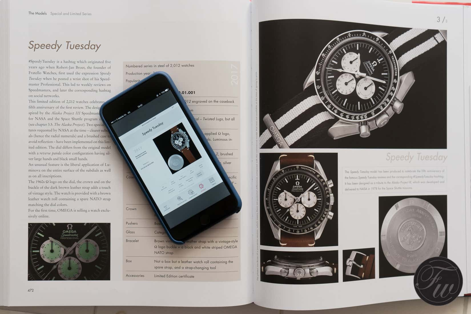 Moonwatch Only Mobile Speedmaster Identification Guide