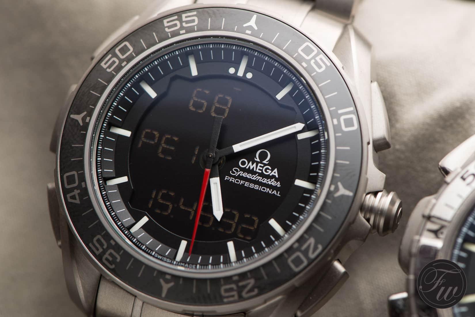 Fil des articles SpeedyTuesday de Fratellowatches OMEGA-Skywalker-X-33-9091-7