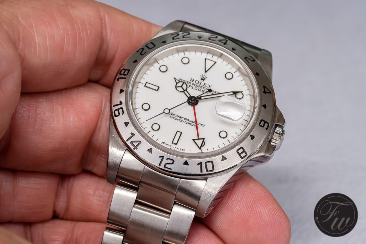 Rolex Explorer-II 16570 52Mondayz week 30