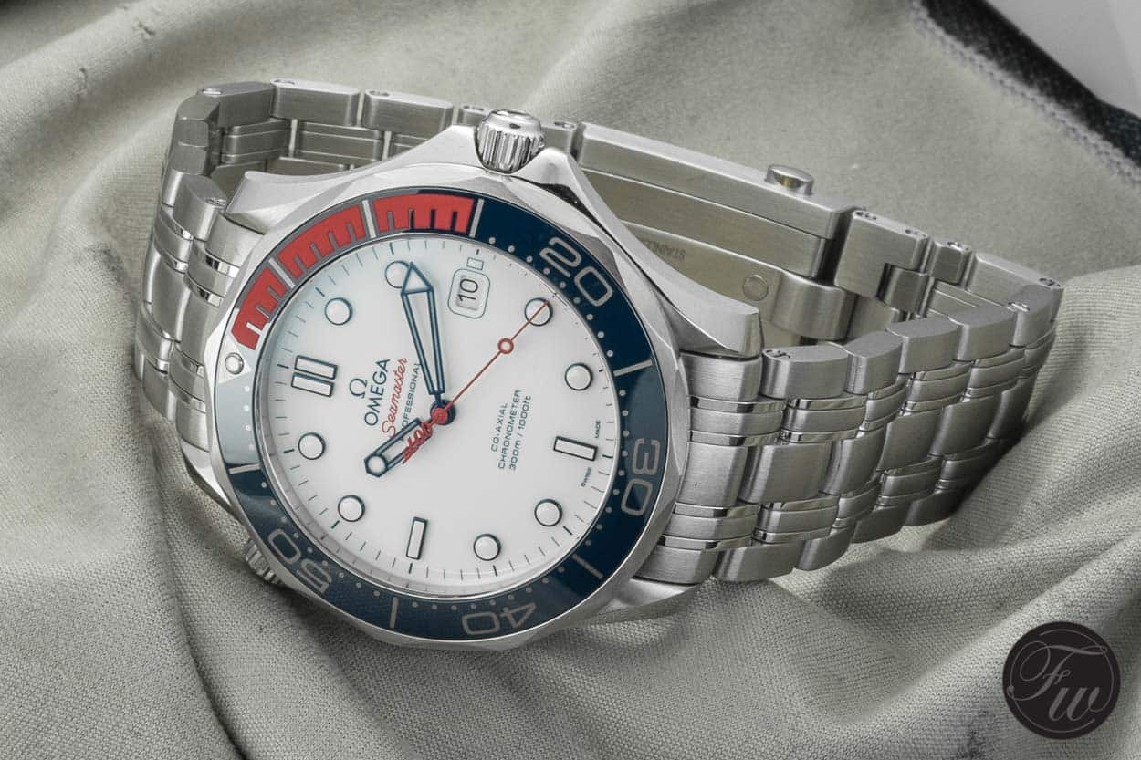 Omega seamaster diver 300m commander 39 s watch limited edition - Omega dive watch ...
