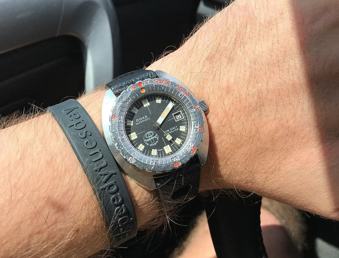 Vacation and watches