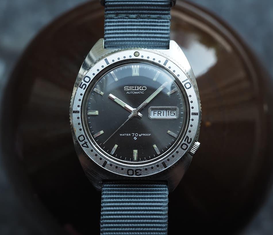 Seiko 6106-8100 - Top Vintage Seiko Divers