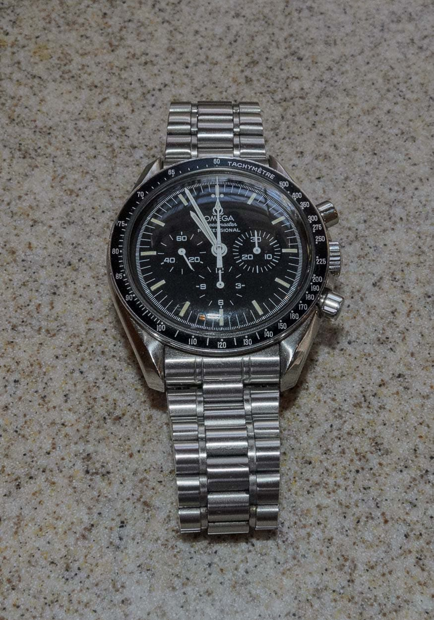 Why I Purchased An Omega Speedmaster Professional And Which One