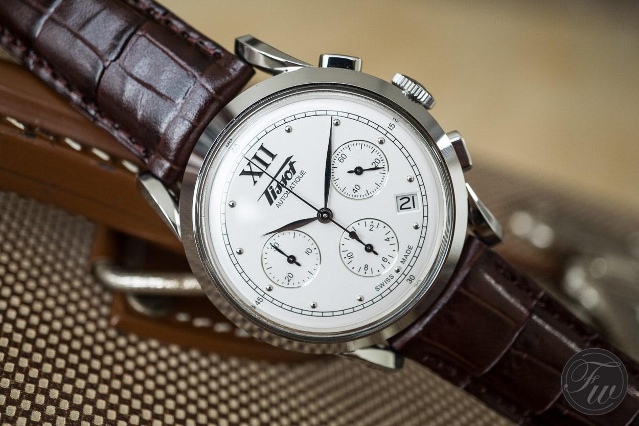 Tissot Heritage 1948 Chronograph
