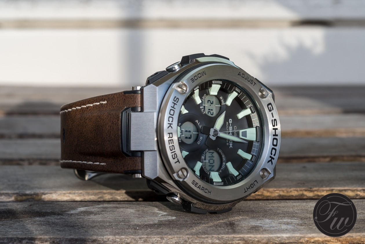 Forum on this topic: G-Steel: The G-Shock For Grown-Ups, g-steel-the-g-shock-for-grown-ups/
