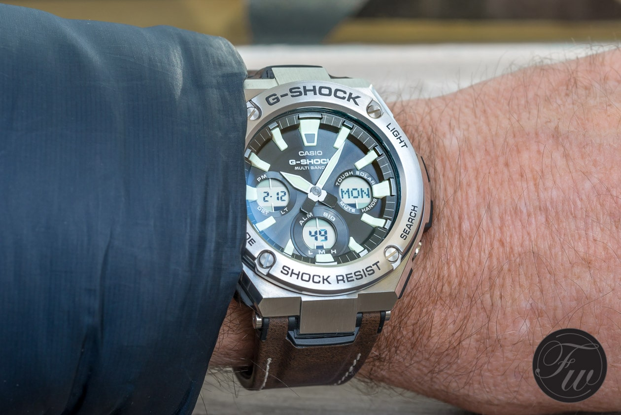 G-Steel: The G-Shock For Grown-Ups G-Steel: The G-Shock For Grown-Ups new photo