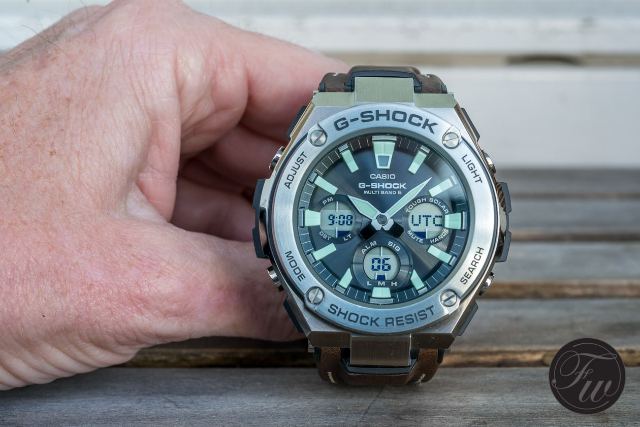 Watch G-Steel: The G-Shock For Grown-Ups video