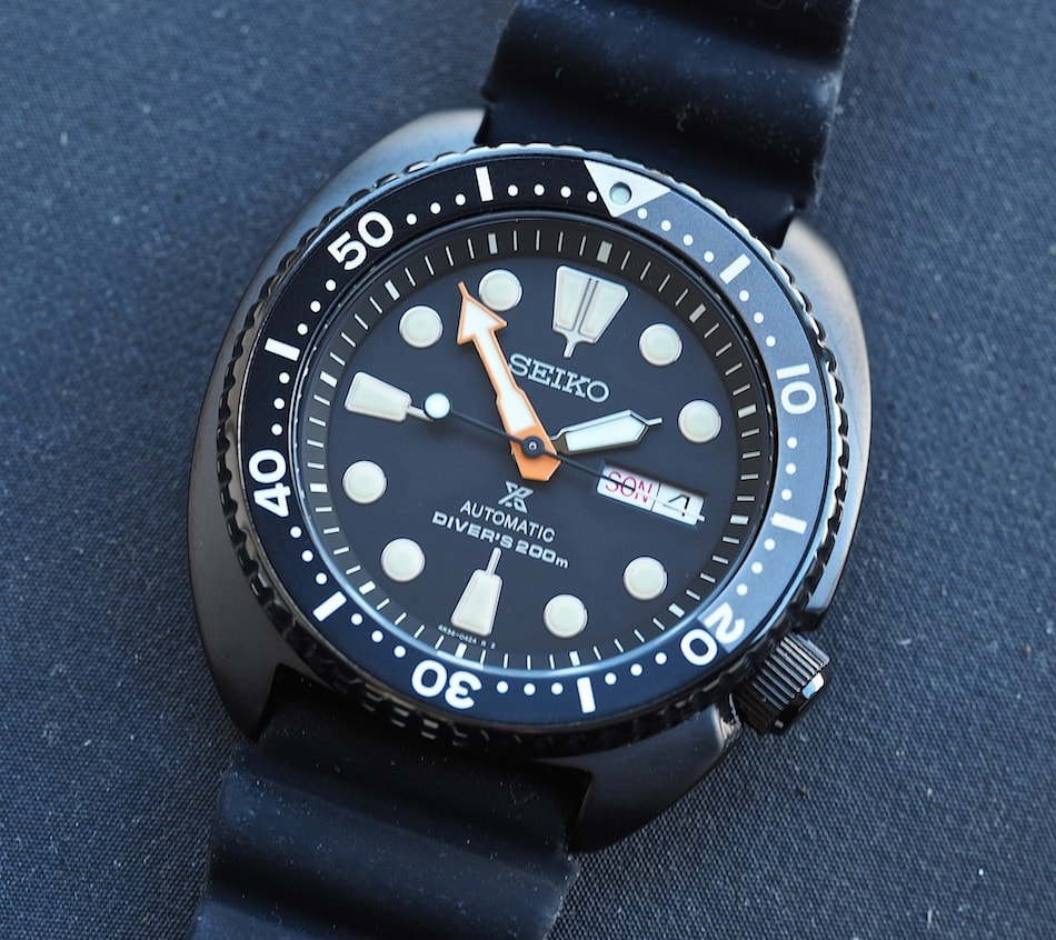 Hands On With The Seiko Prospex Srpc49 Black Series Diver