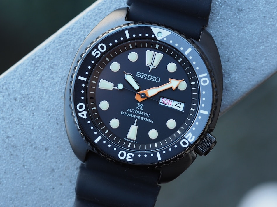 ddbdea76ed7 Hands-on with the Seiko Prospex SRPC49 Black Series Diver