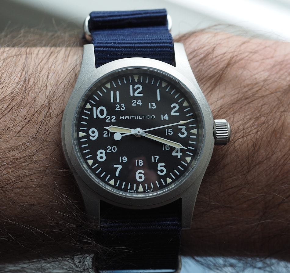 The Hamilton Khaki Field Mechanical Or How To Spend 475