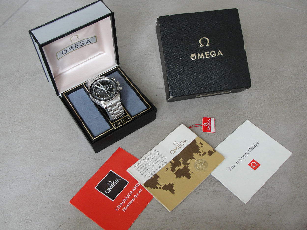 Omega Speedmaster Professional 145 022 Buyer's Guide