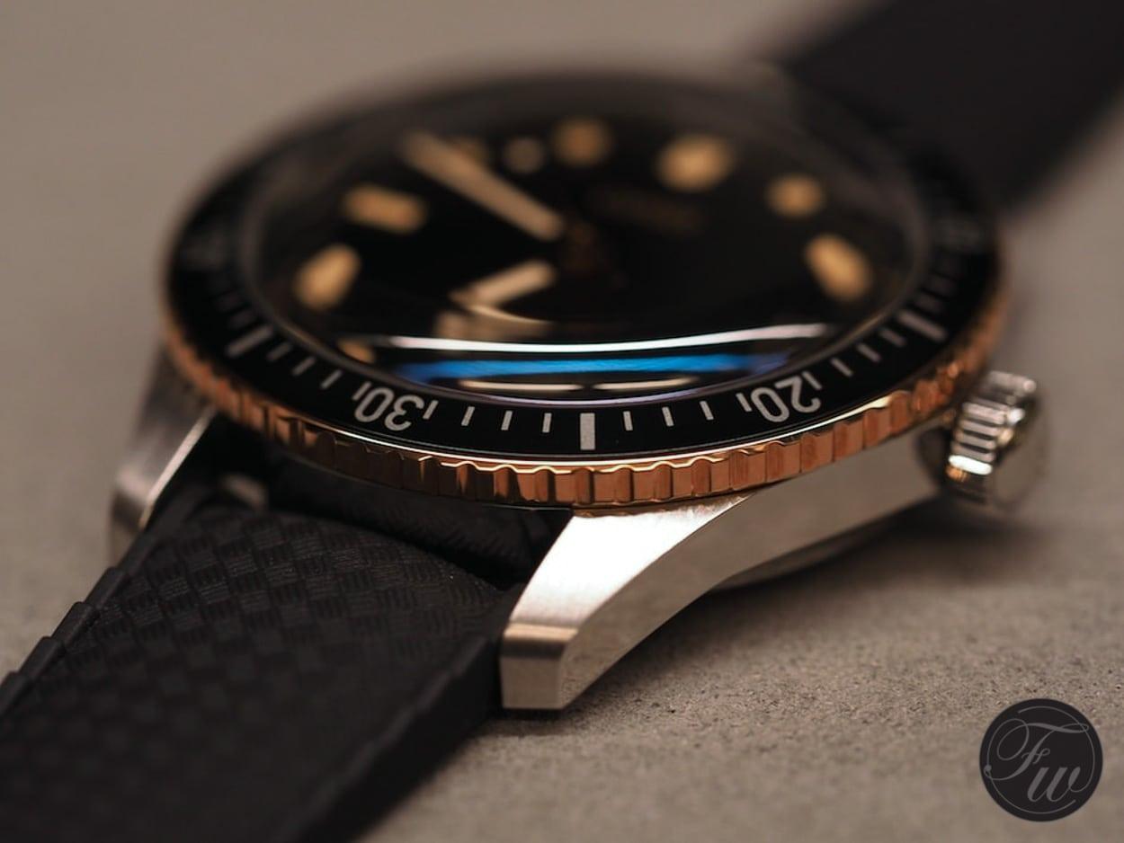 Details Count: The New Oris Divers Sixty-Five Bronze Bezel