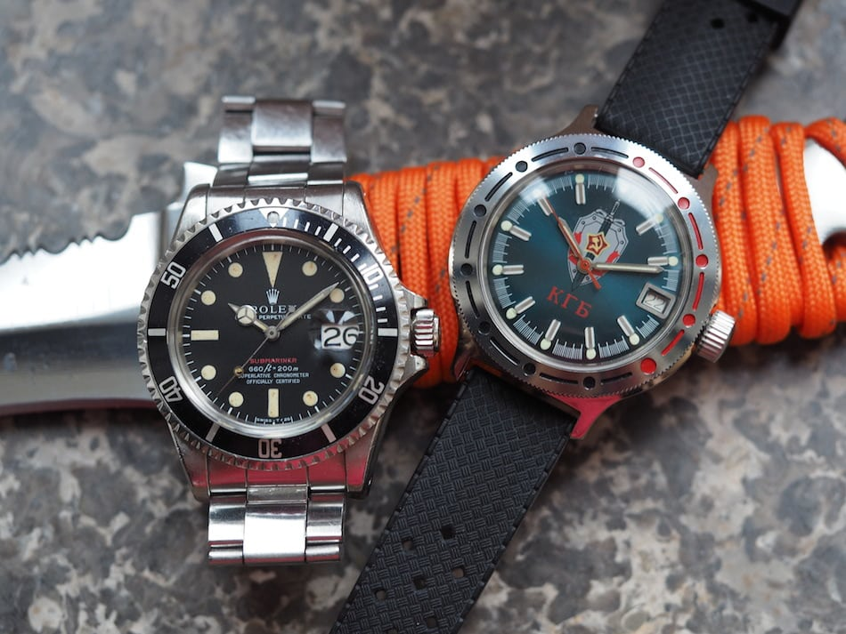 Breaking News: Man Sets Diving Depth Record in Vostok Amphibia