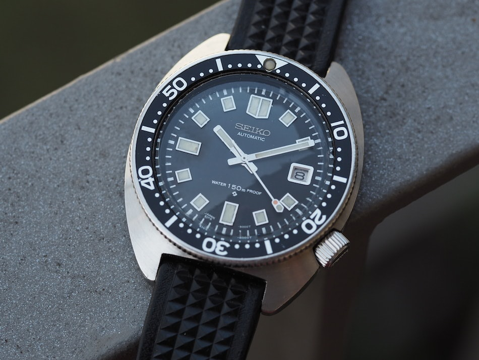 Seiko 6105-8000 - Top Vintage Seiko Divers