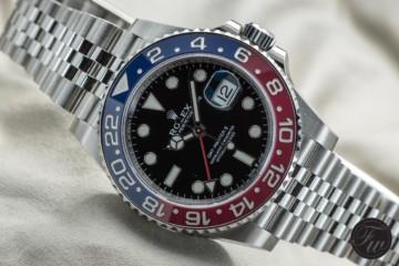 Rolex GMT-Master II 126710