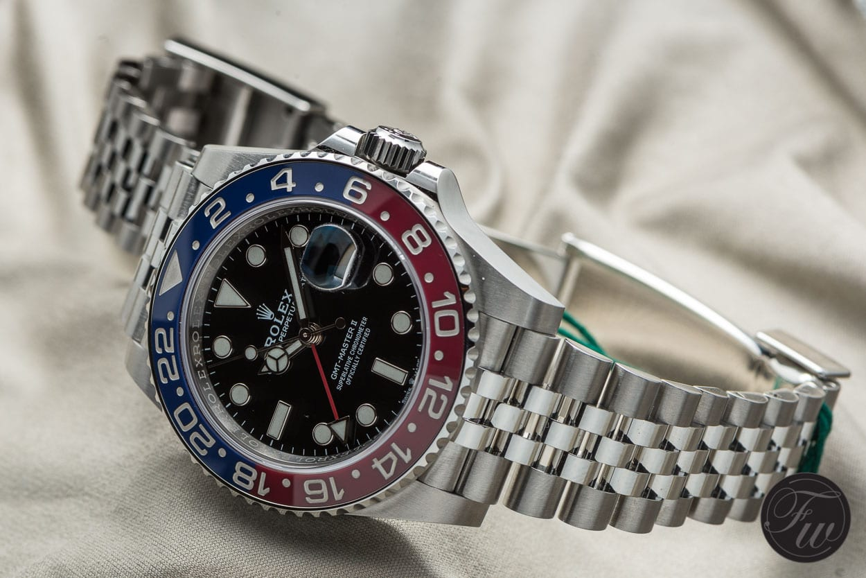 Rolex GMT-Master II Reference 126710